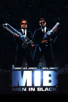 Men In Black trilogy is probably my favorite movies