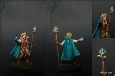 HeroQuest Wizard Hero Quest