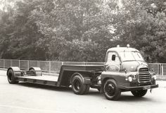 c.1955 BEDFORD S-TYPE PRIME MOVER.