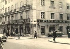 Hoy no me libro: La librería más antigua del mundo: Bertrand en Lisboa Portugal