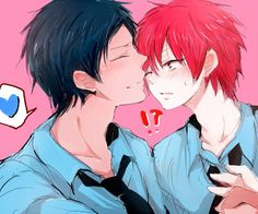 Aomine & Akashi