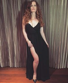 You are beautiful Rebecca Mader in Brazil