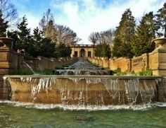 1. Meridian Hill Park