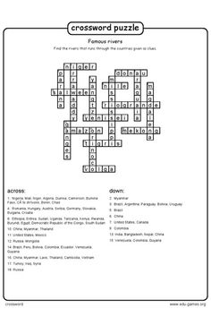 How To Make Money By Creating And Selling Crossword Puzzles