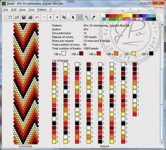 Фотография Bead Crochet Patterns, Peyote Patterns, Beading Patterns, Beaded Jewelry, Beaded Bracelets, Brick Stitch, Beading Tutorials, Loom Beading, Bead Crafts