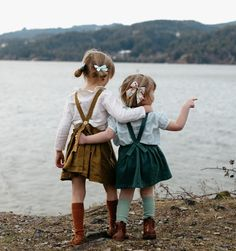 "Click to shop handcrafted hair bows by Wunderkin Co. The perfect hair bow to embolden your baby's, toddler's or little girls free spirit and individual style. Handmade by moms in the USA and guaranteed for life. ""Mira"" Liberty of London Sailor Bow. ""Dew"" Pigtail Set."