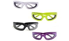One, Two or Four Pairs of Kitchen Onion Goggles Eye Protection, Onion, Pairs, Glasses, Kitchen, Things To Sell, Products, Eyewear, Eyeglasses