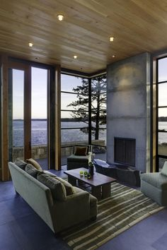 North Bay Residence by Prentiss Architects.