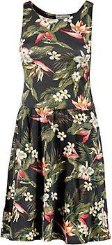 Billabong Tikal Trägerkleid Damen anthrazit im Online Shop von SportScheck kaufen
