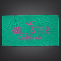 Bettys Hollister Beach Towel