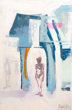 LU   Acryl on canvas   60x40 cm