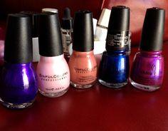 Review nuovi smalti: Sinful colors e China Glaze Cosebelle Magazine