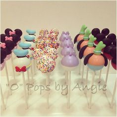 """""""o"""" Pops by Angie"""