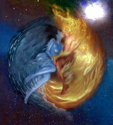 The Sacred Twin Flame Reunion is a love that transcends the limited consciousness of duality. The highest state of human love is the unity of one soul in two bodies. The soul connection is a compelling magnetised vibration of sacred divine union. The intense yearning towards the other, is a knowing that comes from the depth of the ONE soul.
