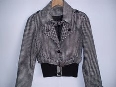 Hey, I found this really awesome Etsy listing at https://www.etsy.com/listing/563503963/vintage-womens-jacketwool-jacket-with