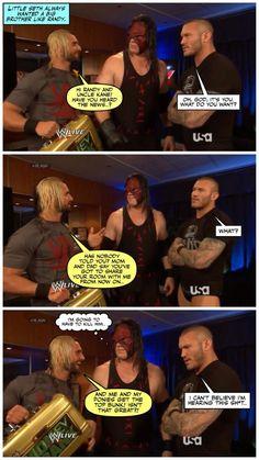 credit JenJ@forever_ambrose It's not Dean but it funny