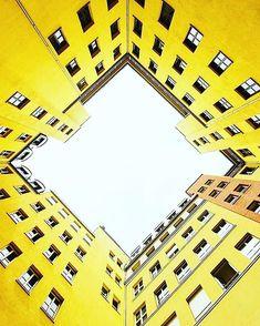 Look up //   by @nikolator  #featuredayellowmark . . . . . . . . . . . .