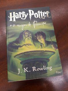 Coisas de Janice: Minhas impressões – Harry Potter e o enigma do prí...