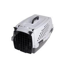 Caixa de Transporte para Cães e Gatos 2 Portas Pet Suite -  Pode ser utilizada em viagens de carro e também em viagens de avião; Feita em material plástico de alta resistência, fácil de higienizar e transportar; Abertura superior facilitando a retirada do pet independente da situação; Espaços laterais vazados auxiliando na boa respiração e tranquilidade do cachorro ou gato; Fácil de montar, suas travas são resistentes e seguras; MeuAmigoPet.com.br #petshop #cachorro #cão #meuamigopet