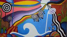 Arte na Escola: Desenho e Pintura em Tela - Projeto de Arte desenvolvido no Colégio Estadual J.C.C - Palmital/ PR - Brasil