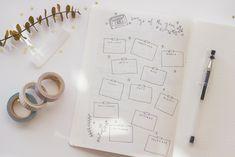 bullet journal ideas   Stellaire