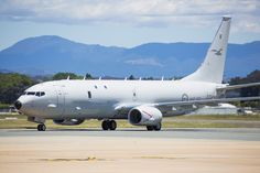 © RAAF - Arrival of the first Poseidon in Australia, Canberra Airport. Navy Aircraft, Military Aircraft, Boxer Rebellion, Go Navy, Royal Australian Air Force, Air Planes, Fighter Aircraft, World War Ii, Military Vehicles