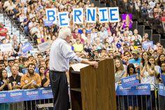 11 Things Witnessed At A Bernie Sanders Rally