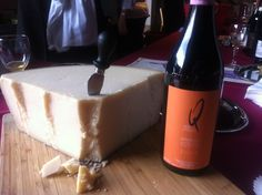 How about pairing an awesome bottle of Barbaresco Ugo Lequio 2008 with Parmesan Cheese? Customize your picks at vino-direct.com !