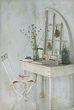 Shabby chic beaut ideals