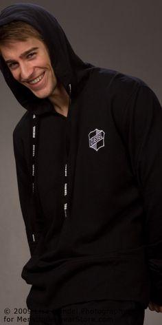 Luke Guldan by Lisa Mandel for Men's Underwear Store (2009) #LukeGuldan #LisaMandel #MensUnderwearStore #underwear #briefs #muscles #bodybuilding #malemodel #model #fitnessmodel #fitness #Wilhelmina #WilhelminaModel #diesel #smile #hood #hoodie