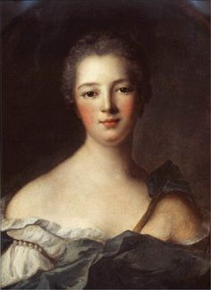 """Wait a second."" -Jeanne Antoinette de Pompadour (1721 – 1764) Member of the French court and mistress of Louis XV. When she died Madame de Pompadour called on God to ""Wait a second"" and she quickly applied rouge to her cheeks."