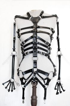 ZANA BAYNE Skeleton웃Harness