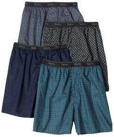 #Hanes #Classics Men's 4-Pack Multi-Color Boxer Brief #Underwear   new underwear feels so good!   http://amzn.to/IpG4Ok