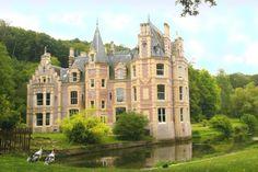 Chateau de Lyons la Foret - Normandie