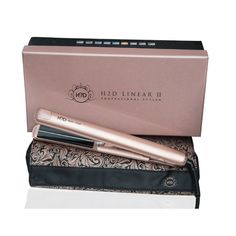 H2D Linear 11 Rose Gold Special Edition Hair Straightener – Oz Hair & Beauty