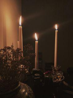 Dark Feeds, Eclectic Taste, Candles, Create, Aesthetics, Live, Interior, Wall, Indoor