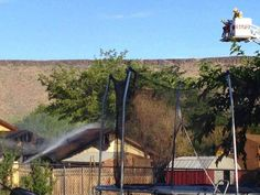 Fire damages St. George home: Neighbors' warning helps get residents out