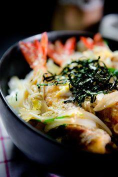 えび天ぷら丼