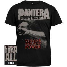 Pantera - Stronger T-Shirt $15.00