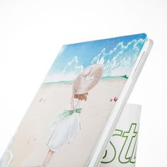 Case with romantic theme of beach girl for Ipad Air 2, Ipad 4, Romantic Themes, Ipad Mini 3, Beach, The Beach, Beaches