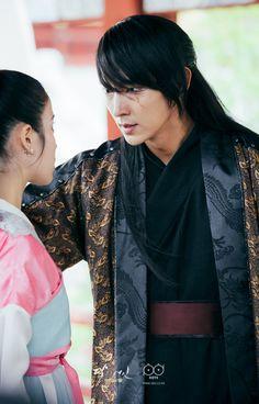 Prince Wang so and Hae soo ❤ Beautiful Friend, Most Beautiful Man, Scarlet Heart Ryeo Wallpaper, Moon Lovers Drama, Iu Hair, Lee Joong Ki, Arang And The Magistrate, Wang So, Best Dramas