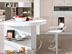 Adele Project è una cucina di design piacevole al tatto ma di ...