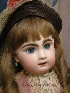 Antique Jumeau doll