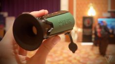 The next time I find myself camping in the Sahara surrounded by lions, I'm going to wish I had a FLIR Scout TK on me. It's a monocular thermal camera shaped like a cartoon bomb and easily usable in...