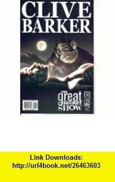 The Great And Secret Show Pdf