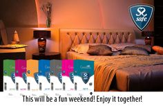 This will be a fun weekend! #EnjoyTogether