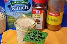 This Southwestern Ranch Dressing is a great way to kick up your Ranch dressing. I took my copycat Outback Ranch dressing & created this Southwestern Ranch. Outback Ranch Dressing, Southwest Ranch Dressing, Chipotle Ranch Dressing, Ranch Dressing Recipe, Homemade Dressing, Southwestern Ranch Recipe, Southwestern Chicken Salads, Ranch Burgers, Buttermilk Recipes