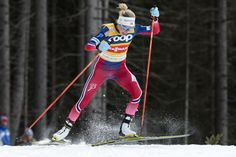 Image result for therese johaug skiing