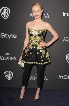 The Golden Globes Looks You Didn't See via @WhoWhatWearUK