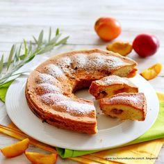 Sandkuchen Bagel, Bread, Food, Peach, Food Portions, Easy Meals, Food Food, Brot, Essen